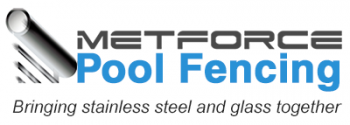 Glass Pool Fencing Logo
